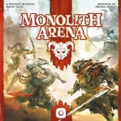 MONOLITH ARENA (ANGLAIS)