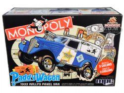 MONOPOLY -  1933 WILLYS PANEL VAN 1/25 (NIVEAU 2 - FACIE)