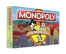 MONOPOLY -  ANIMANIACS (ANGLAIS)