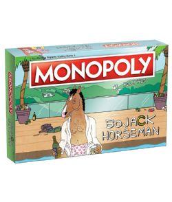 MONOPOLY -  BOJACK HORSEMAN (ANGLAIS)