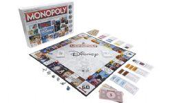 MONOPOLY -  DISNEY (BILINGUE)