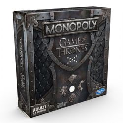 MONOPOLY -  GAME OF THRONES (ANGLAIS)