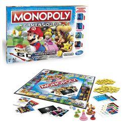 MONOPOLY: GAMER -  JEU DE BASE (BILINGUE)
