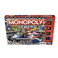 MONOPOLY -  GAMER : MARIO KART (BILINGUE)