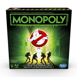 MONOPOLY -  GHOSTBUSTERS (MULTILINGUE)