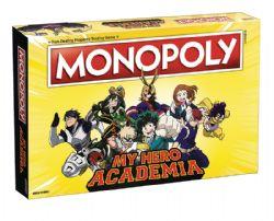 MONOPOLY -  MY HERO ACADEMIA (ANGLAIS)
