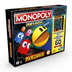 MONOPOLY -  PAC-MAN (BILINGUE)