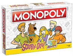 MONOPOLY -  SCOOBY-DOO! (ANGLAIS)