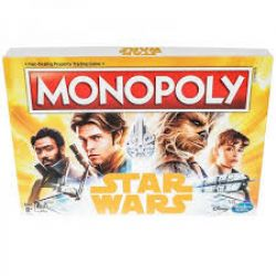 MONOPOLY -  STAR WARS RED CUP (ANGLAIS)