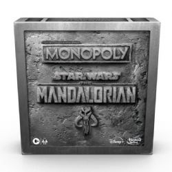 MONOPOLY -  STAR WARS - THE MANDALORIAN (ANGLAIS)