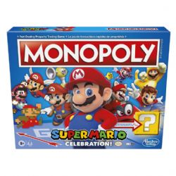 MONOPOLY -  SUPER MARIO CELEBRATION (BILINGUE)