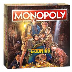 MONOPOLY -  THE GOONIES (ANGLAIS)