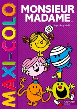 MONSIEUR MADAME -  MAXI COLO MONSIEUR MADAME
