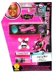 MONSTER HIGH -  ENSEMBLE DE MAQUILLAGE CATTY NOIR