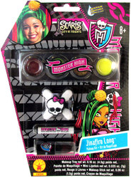 MONSTER HIGH -  ENSEMBLE DE MAQUILLAGE JINIFIRE LONG