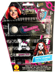 MONSTER HIGH -  ENSEMBLE DE MAQUILLAGE SKELITA CALAVERAS
