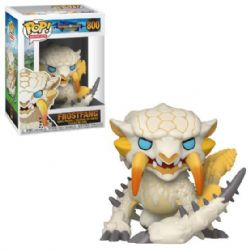 MONSTER HUNTER -  FIGURINE POP! EN VINYLE DE FROSTFANG (10 CM) -  MONSTER HUNTER STORIES 800