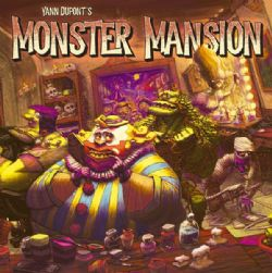 MONSTER MANSION (ANGLAIS)