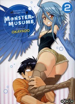 MONSTER MUSUME, EVERYDAY LIFE WITH MONSTER GIRLS -  (V.F.) 02
