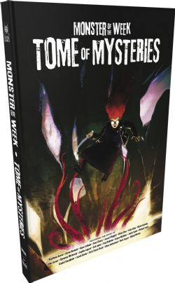 MONSTER OF THE WEEK -  TOME OF MYSTERIES (ANGLAIS)