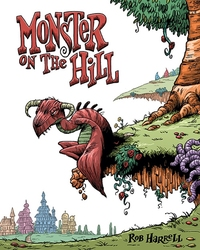 MONSTER ON THE HILL TP