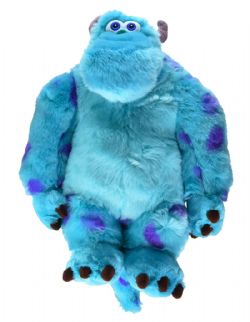 MONSTRES INC. -  PELUCHE SULLEY (33 CM)