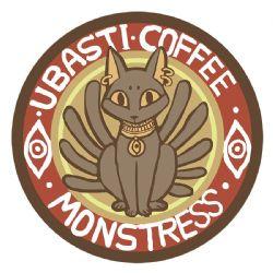 MONSTRESS -  UBASTI COFFEE PIN