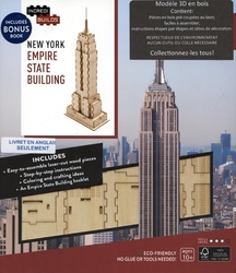 MONUMENTS -  EMPIRE STATE BUILDING -  NIVEAU 3