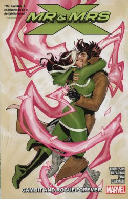 MR AND MRS X -  GAMBIT AND ROGUE FOREVER TP 02