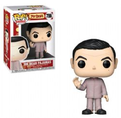 MR.BEAN -  FIGURINE POP! EN VINYLE DE MR.BEAN EN PYJAMA (10 CM) 786