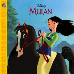 MULAN -  PRINCESSES DISNEY