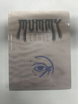 MUMMY : THE CURSE -  CORE RULEBOOK DELUXE KICKSTARTER EDITION (ENGLISH)