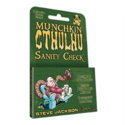 MUNCHKIN CTHULHU -  SANITY CHECK (ANGLAIS)