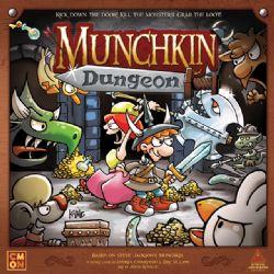 MUNCHKIN DUNGEON -  JEU DE BASE (ANGLAIS)