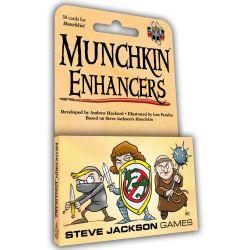 MUNCHKIN -  ENHANCERS (ANGLAIS)
