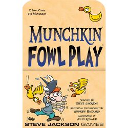 MUNCHKIN -  FOWL PLAY
