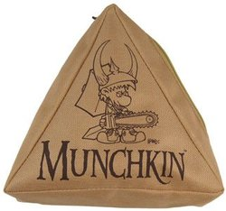 MUNCHKIN -  SAC DE DÉ MUNCHKIN (17 CM X 15 CM)