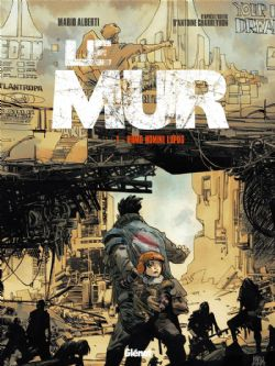 MUR, LE -  HOMO HOMINI LUPUS 01