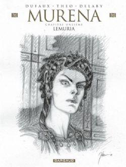 MURENA -  LE BANQUET (ÉDITION CRAYONNÉE) 11