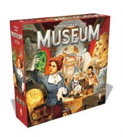 MUSEUM -  JEU DE BASE (ANGLAIS)