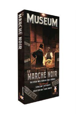 MUSEUM -  LE MARCHÉ NOIR (FRANÇAIS)