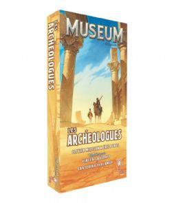MUSEUM -  LES ARCHÉOLOGUES (FRANÇAIS)