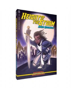 MUTANTS & MASTERMINDS -  HEIGHT OF THE STORM - 3RD EDITION (ANGLAIS)