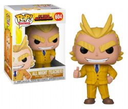 MY HERO ACADEMIA -  FIGURINE POP! EN VINYLE DE ALL MIGHT (PROFESSEUR) (10 CM) 604