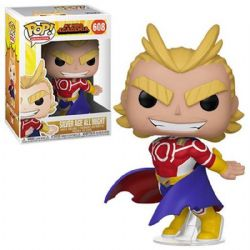 MY HERO ACADEMIA -  FIGURINE POP! EN VINYLE DE SILVER AGE ALL MIGHT (10 CM) 608