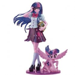 MY LITTLE PONY -  STATUETTE BISHOUJO DE TWILIGHT SPARKLE -  LIMITED EDITION