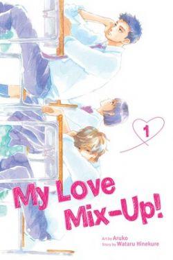 MY LOVE MIX-UP! -  (V.A.) 01