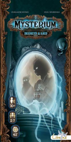 MYSTERIUM -  SECRET & LIES (ANGLAIS)