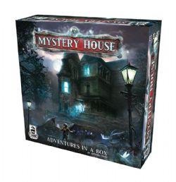 MYSTERY HOUSE : ADVENTURES IN A BOX -  JEU DE BASE (ANGLAIS)