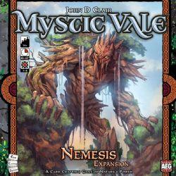 MYSTIC VALE -  NEMESIS (ANGLAIS)